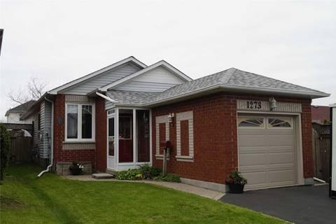 House for sale at 1273 Dartmoor St Oshawa Ontario - MLS: E4452650