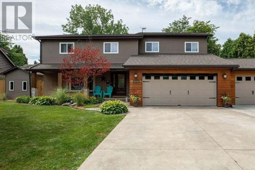 House for sale at 12733 Mason Pl Tecumseh Ontario - MLS: 20009469