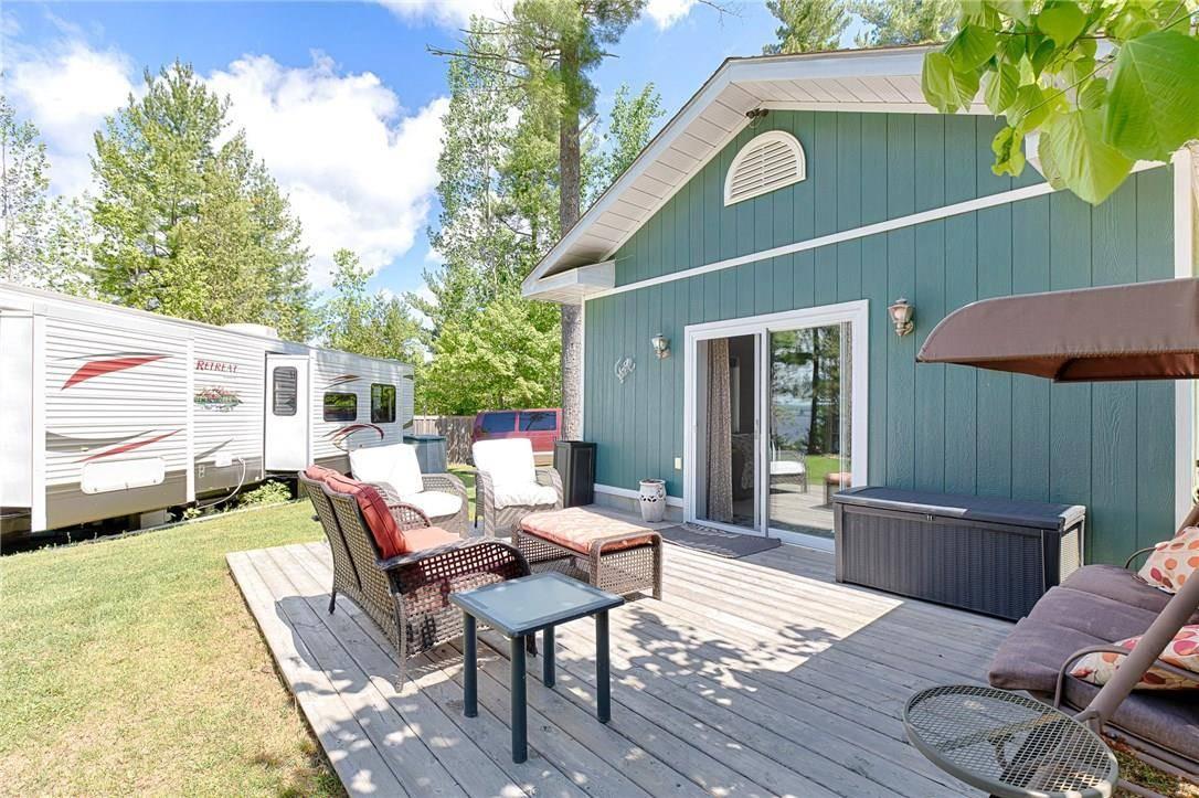 House for sale at 1273 Redrock Rd Killaloe Ontario - MLS: 1156545