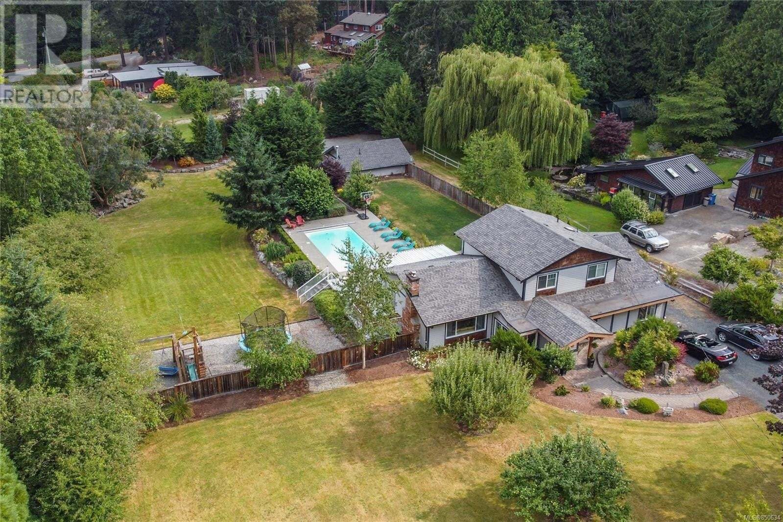 House for sale at 1274 Clayton  North Saanich British Columbia - MLS: 850634