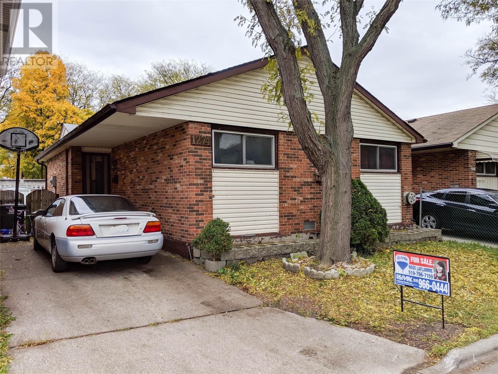 Removed: 1274 Cottage Place, Windsor, ON - Removed on 2018-11-20 04:51:03