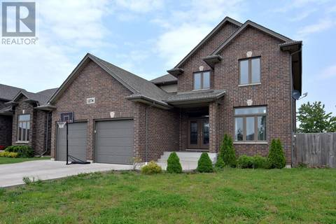House for sale at 1274 Deer Run  Lakeshore Ontario - MLS: 19018365