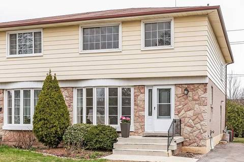 Townhouse for sale at 1274 Napier Cres Oakville Ontario - MLS: W4421765