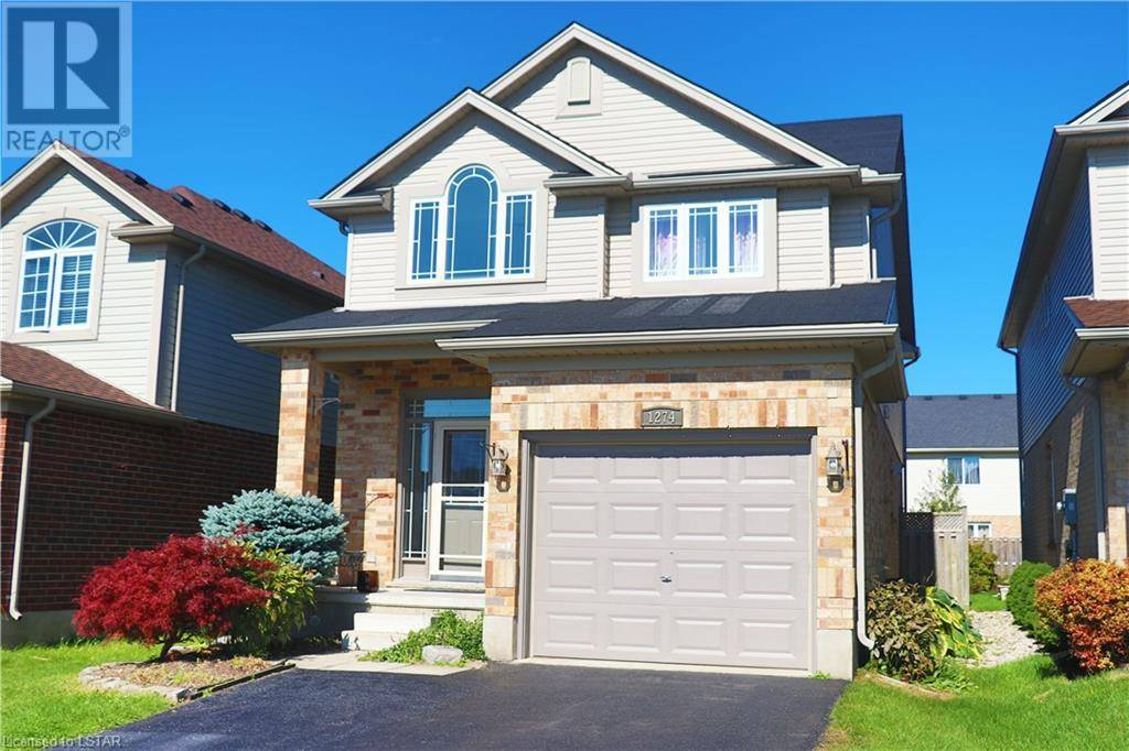 House for sale at 1274 North Wenige Dr London Ontario - MLS: 227484