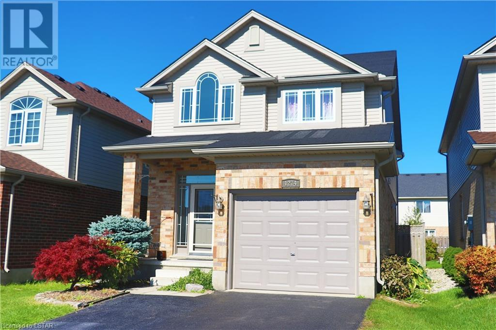 Removed: 1274 North Wenige Drive, London, ON - Removed on 2019-10-16 06:36:17