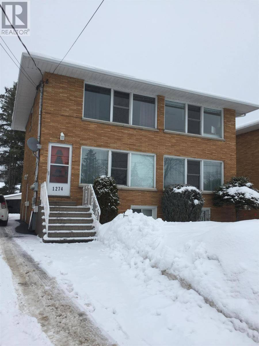Townhouse for sale at 1274 Queen St E Sault Ste. Marie Ontario - MLS: SM127818
