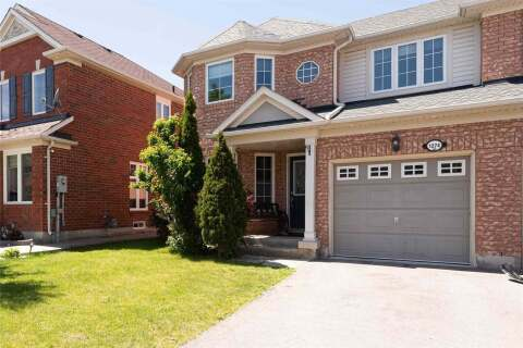 Townhouse for sale at 1274 Robson Cres Milton Ontario - MLS: W4799928