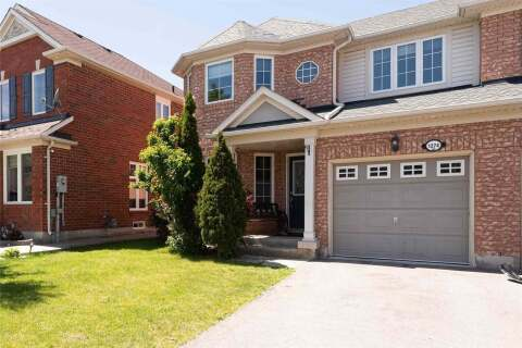 Townhouse for sale at 1274 Robson Cres Milton Ontario - MLS: W4816076