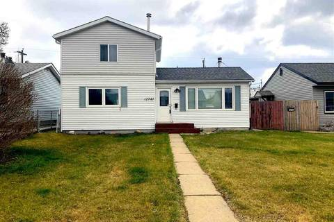 House for sale at 12747 135 St Nw Edmonton Alberta - MLS: E4140852