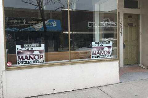 Commercial property for sale at 1275 Ottawa  Windsor Ontario - MLS: 19016274