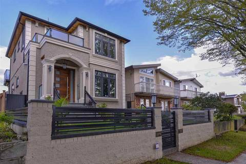 House for sale at 1275 62nd Ave E Vancouver British Columbia - MLS: R2407031