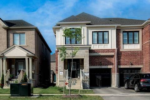 Townhouse for sale at 1275 Hamman Wy Milton Ontario - MLS: W4513998