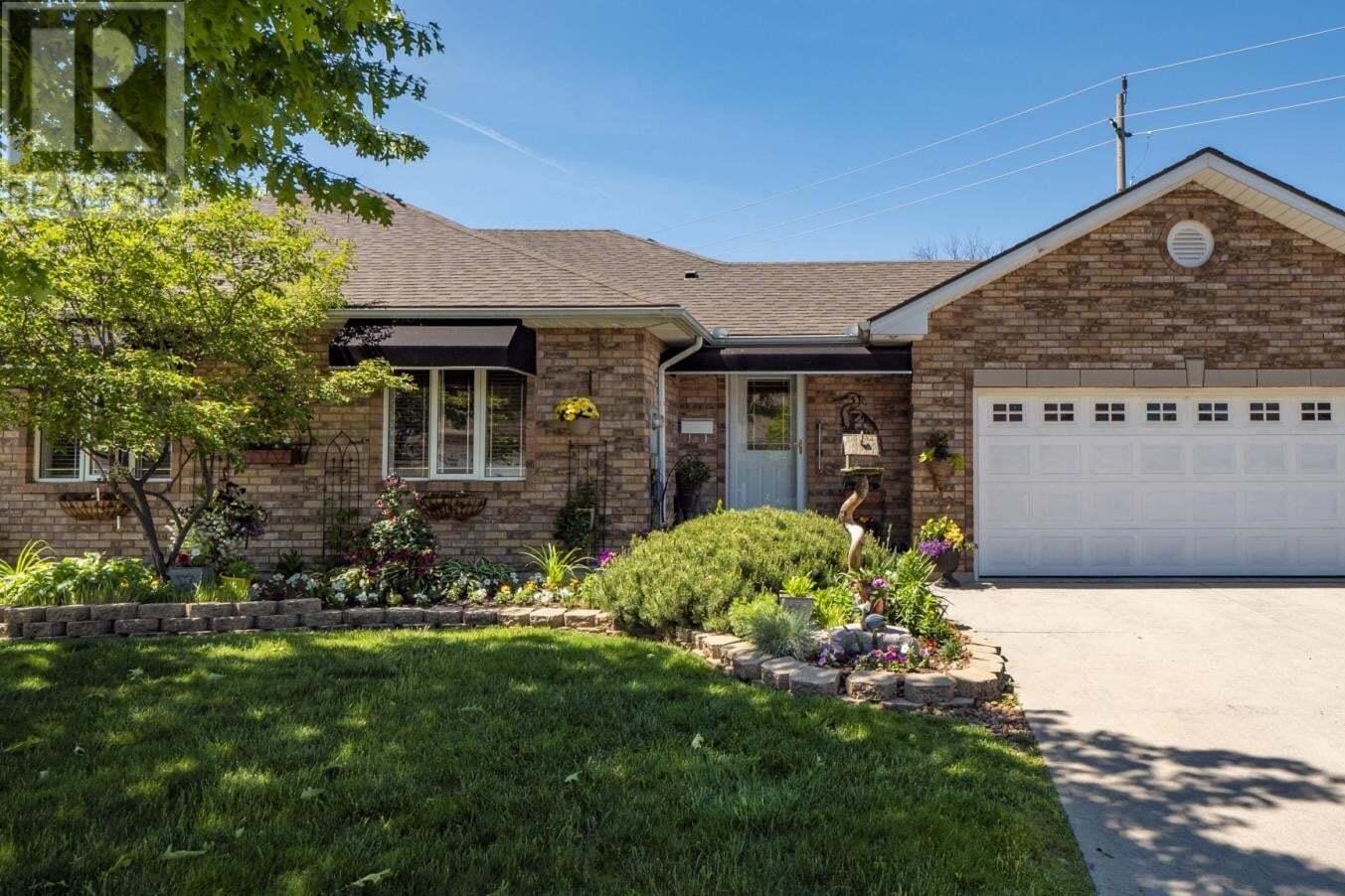 Townhouse for sale at 1275 Laurel Bay Ct Windsor Ontario - MLS: 20006233