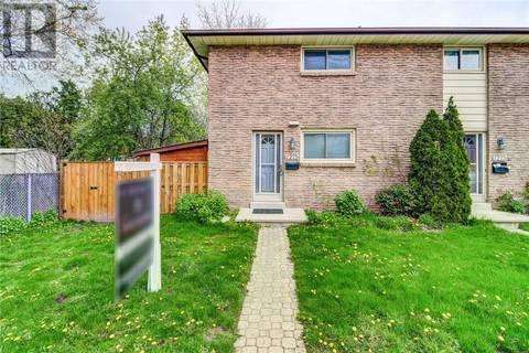 Townhouse for sale at 1275 Nottingham Ave Burlington Ontario - MLS: 30736429