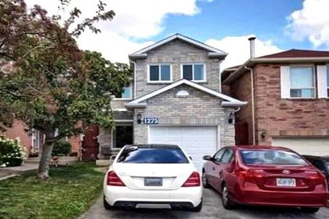 Home for rent at 1275 Valerie Cres Oakville Ontario - MLS: W4596673
