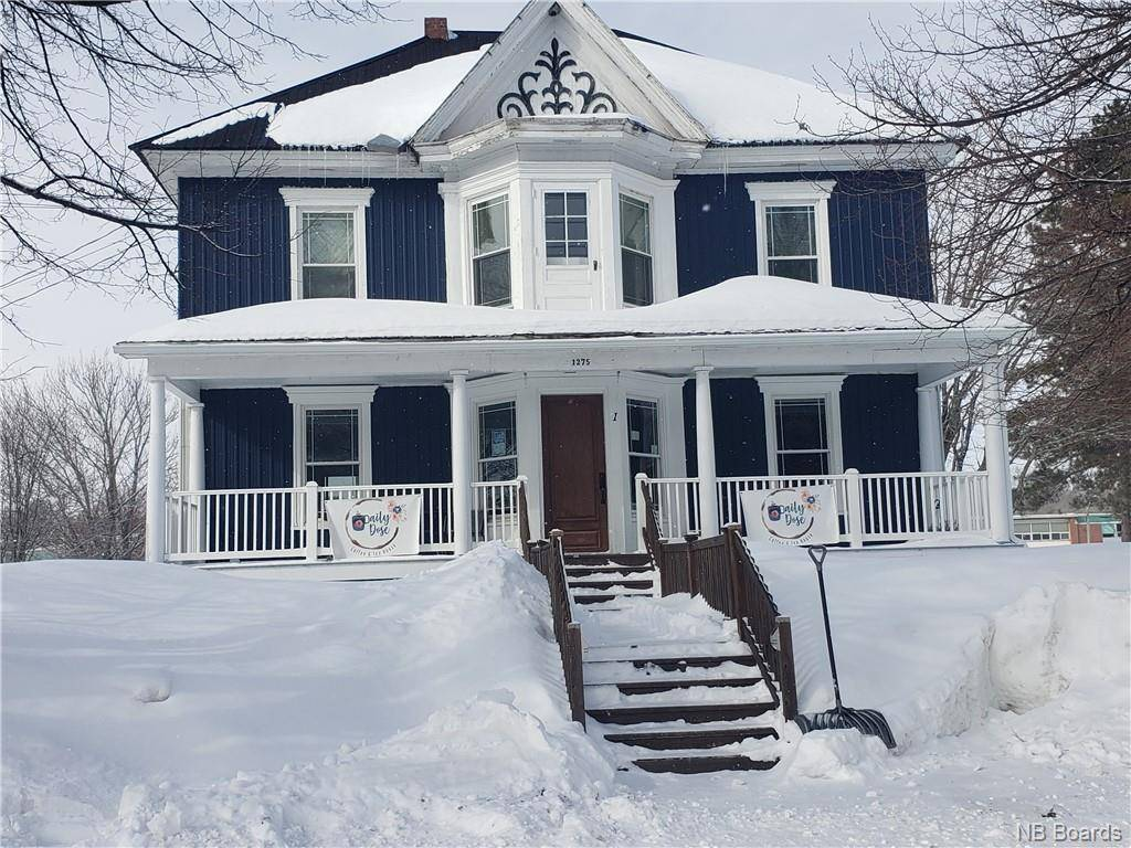 Residential property for sale at 1275 Riverside Dr West Perth-andover New Brunswick - MLS: NB041993