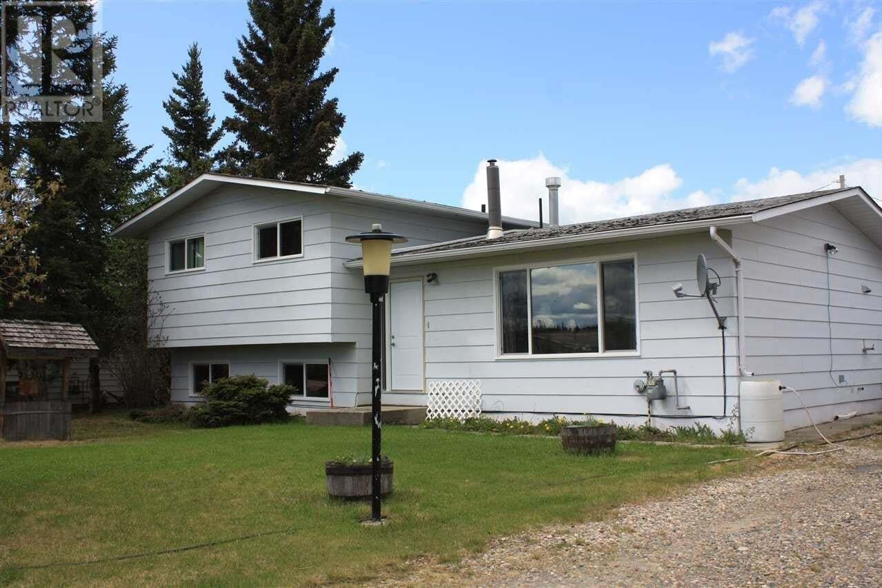 House for sale at 12751 Meadow Heights Rd Fort St. John British Columbia - MLS: R2458291