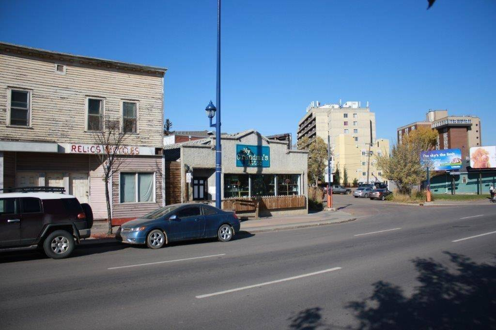 Commercial property for sale at 12754 Fort Rd Nw Edmonton Alberta - MLS: E4177483