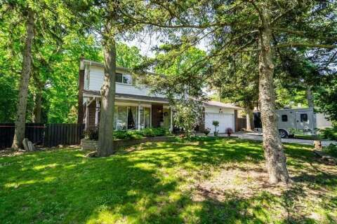 House for sale at 1276 Hillview Cres Oakville Ontario - MLS: W4785476