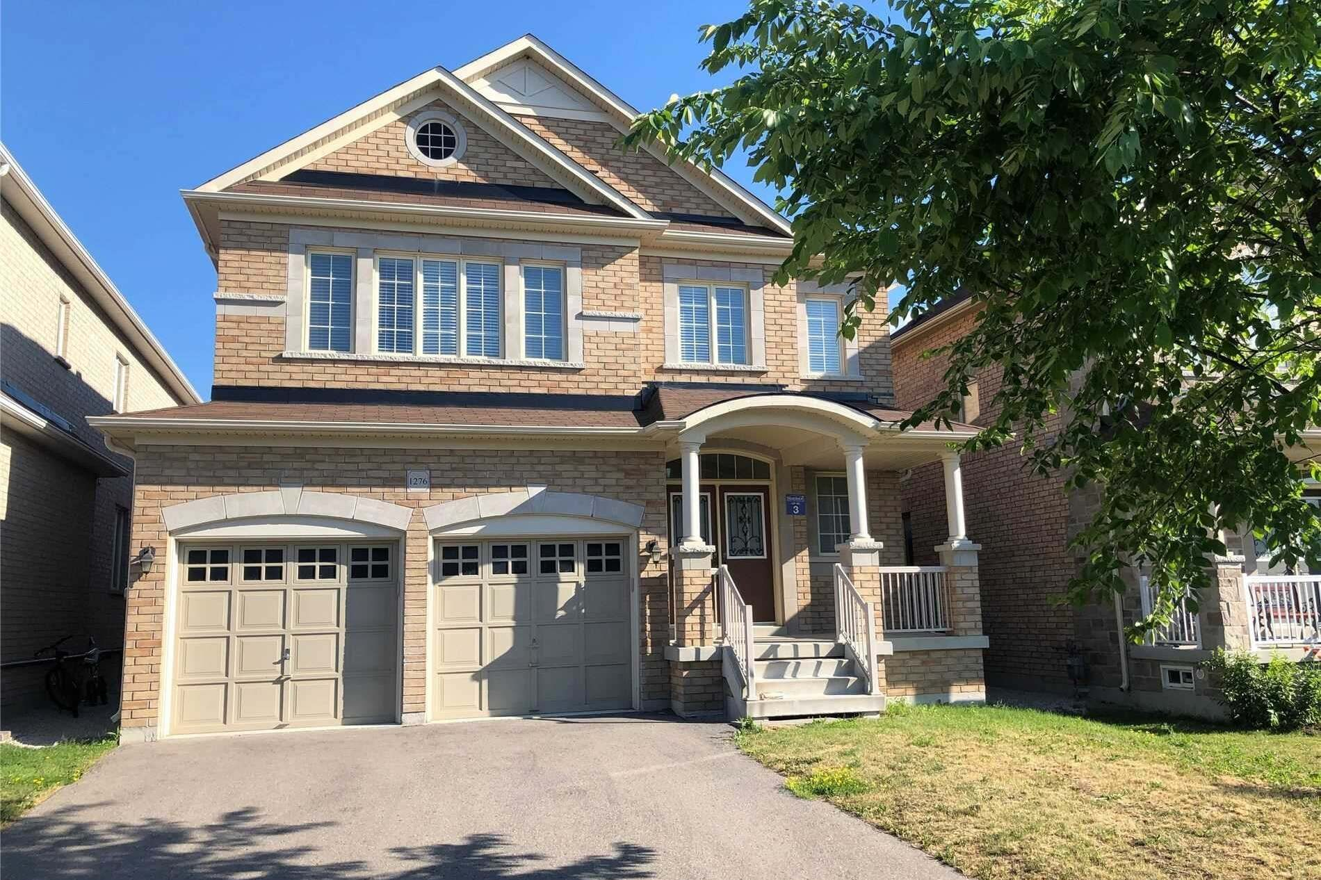 House for sale at 1276 Shortreed Terr Newmarket Ontario - MLS: N4777455