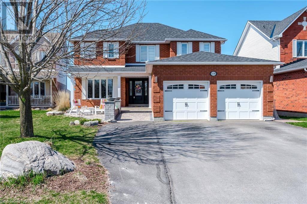 House for sale at 1276 Wildlark Dr Peterborough Ontario - MLS: 255959
