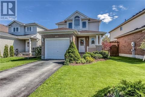 House for sale at 1277 Blackmaple Dr London Ontario - MLS: 197137