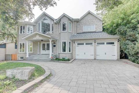 House for sale at 1277 Contour Dr Mississauga Ontario - MLS: W4547334