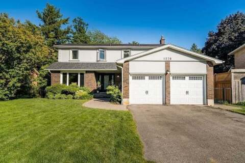 House for sale at 1278 Cermel Dr Mississauga Ontario - MLS: W4814700