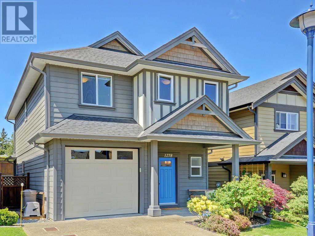For Sale: 1278 Freshwater Crescent, Victoria, BC | 3 Bed, 3 Bath House for $625,000. See 11 photos!