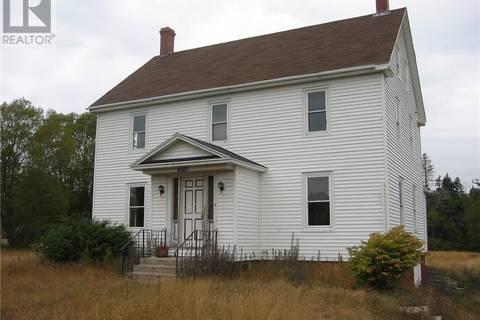 House for sale at  1278 Rte Grand Manan New Brunswick - MLS: NB016887