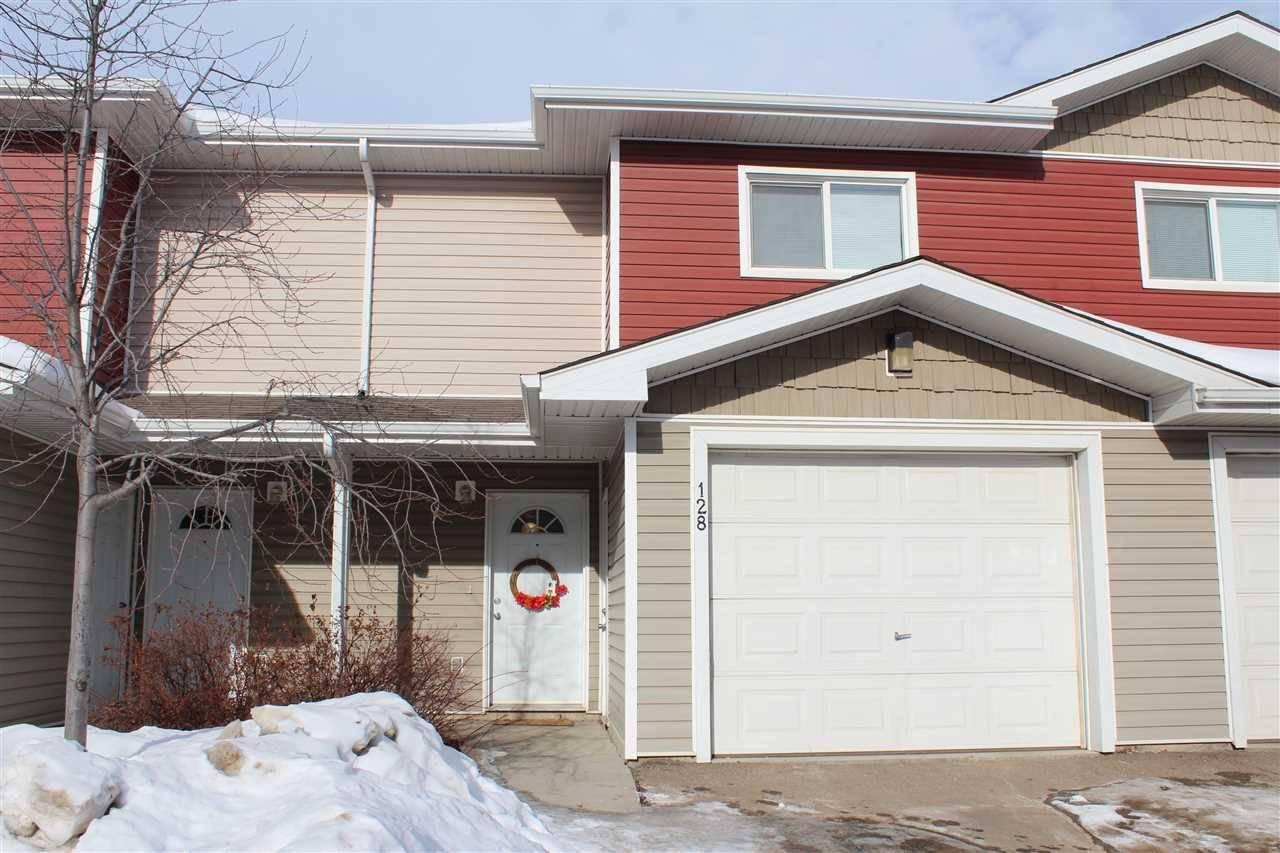 Townhouse for sale at 166 Bridgeport Blvd Unit 128 Leduc Alberta - MLS: E4188054