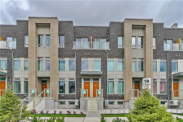 Buliding: 19 Applewood Lane, Toronto, ON