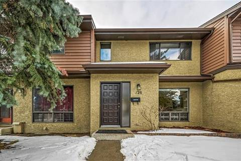 Townhouse for sale at 2300 Oakmoor Dr Southwest Unit 128 Calgary Alberta - MLS: C4286925