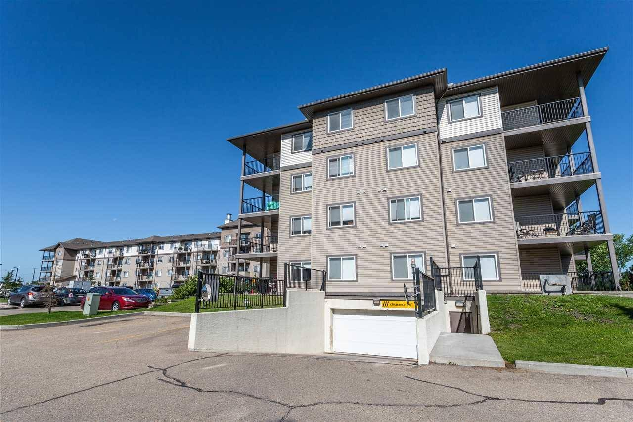 Condo for sale at 301 Clareview Station Dr Nw Unit 128 Edmonton Alberta - MLS: E4175997