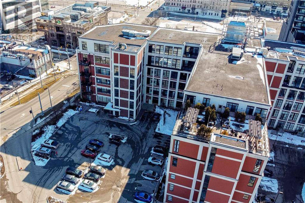 Condo for sale at 404 King St Unit 128 Kitchener Ontario - MLS: 30793560