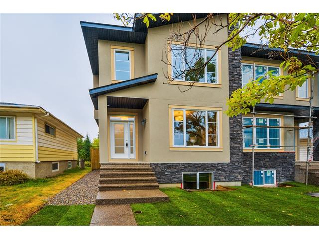 For Sale: 128 41 Avenue Northwest, Calgary, AB   3 Bed, 3 Bath Townhouse for $649,900. See 27 photos!
