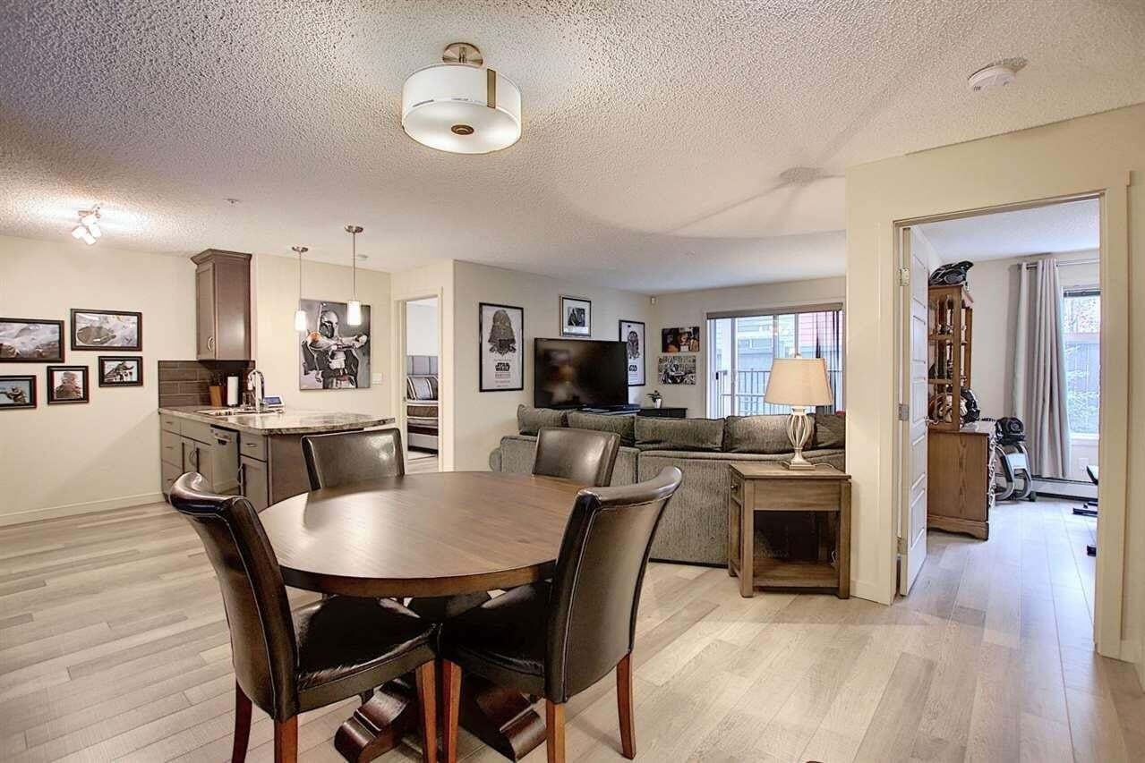 Condo for sale at 6076 Schonsee Wy NW Unit 128 Edmonton Alberta - MLS: E4198320