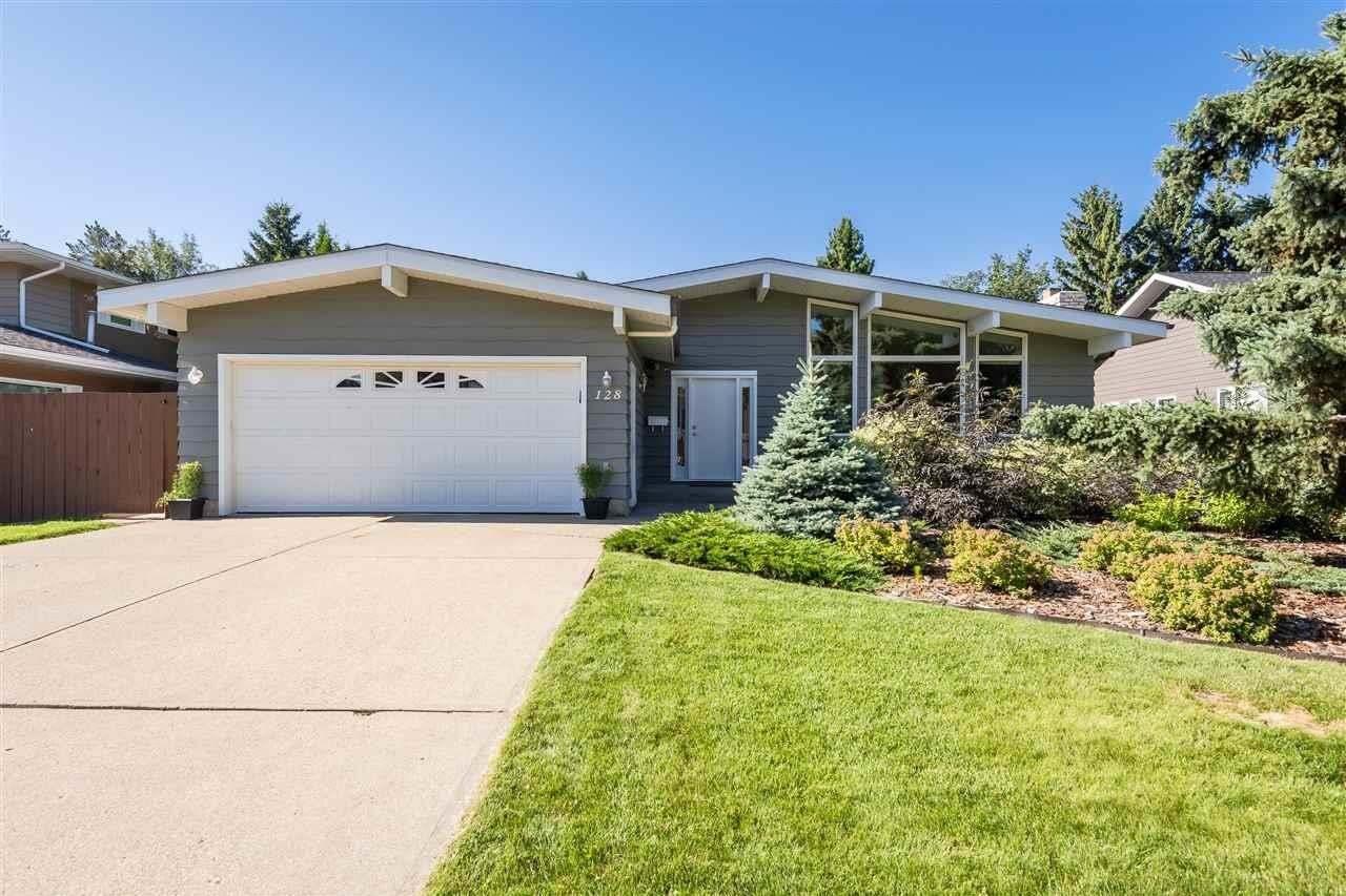 House for sale at 128 Brander Dr NW Edmonton Alberta - MLS: E4209194