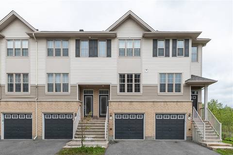 Townhouse for sale at 128 Caithness Pt Ottawa Ontario - MLS: 1155219