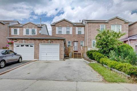 Townhouse for rent at 128 Cutters Cres Brampton Ontario - MLS: W4513298