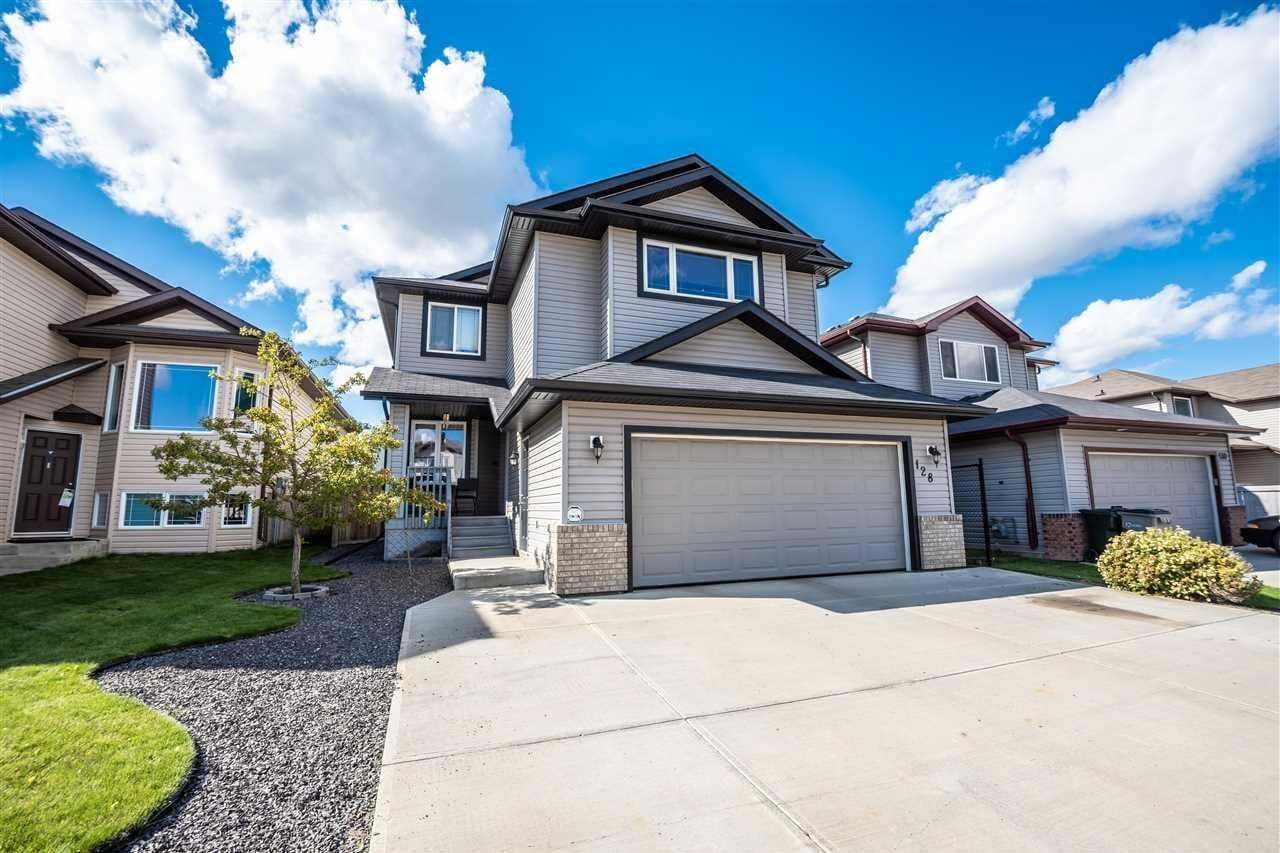 House for sale at 128 Eagle Ridge Pt Stony Plain Alberta - MLS: E4177048