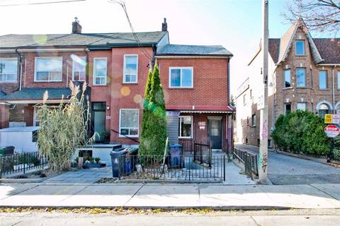Townhouse for sale at 128 Euclid Ave Toronto Ontario - MLS: C4630798