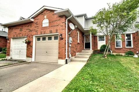 Townhouse for sale at 128 Fairgreen Clse Cambridge Ontario - MLS: X4521026