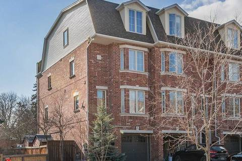 Townhouse for sale at 128 Hall St Richmond Hill Ontario - MLS: N4736173