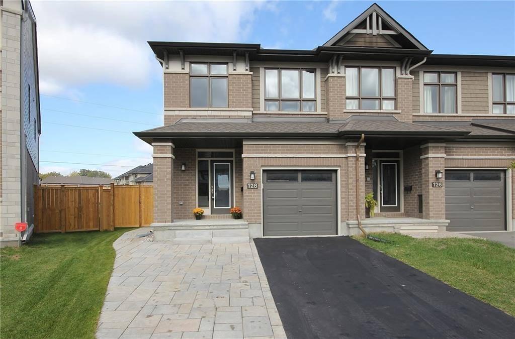 Townhouse for sale at 128 Larimar Circ Ottawa Ontario - MLS: 1171805