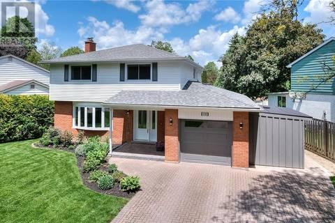 House for sale at 128 Longwood Dr Waterloo Ontario - MLS: 30740723