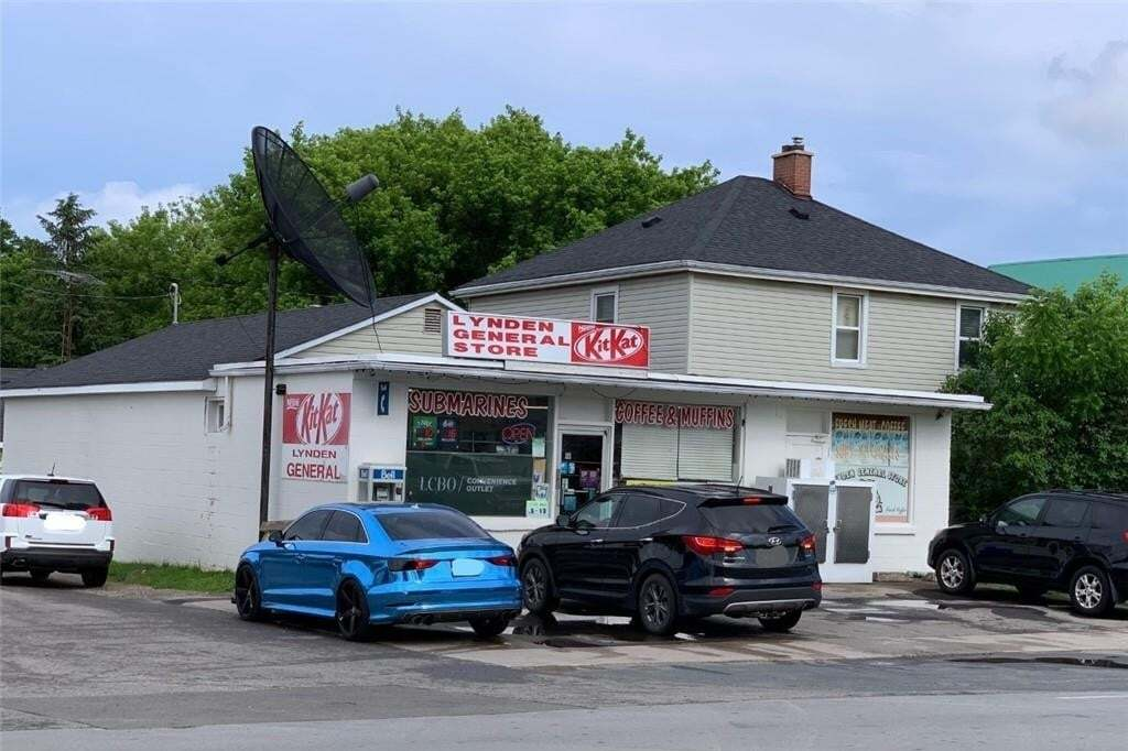Commercial property for sale at 128 Lynden Rd Flamborough Ontario - MLS: H4081267