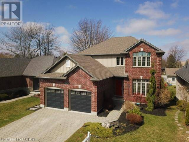House for sale at 128 Martin Dr Ilderton Ontario - MLS: 253072