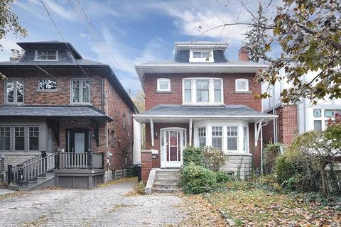 House for rent at 128 Melrose Ave Toronto Ontario - MLS: C4452509