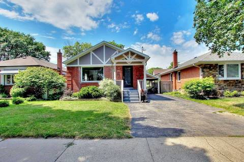 House for sale at 128 North Carson St Toronto Ontario - MLS: W4546790